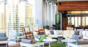Merchant & Trade, Charlotte's Premier Rooftop, Opens For Outdoor Drinking And Dining With New Clean Promise