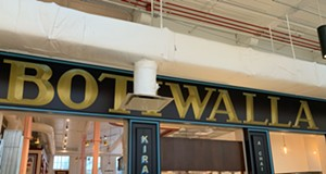 Authentic & Delicious Indian Restaurant <b>Botiwalla</b> NOW OPEN in Optimist Hall!