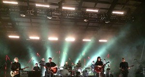 Live review: Of Monsters & Men, Uptown Amphitheatre (10/8/2015)