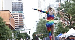 Live photos: Charlotte Pride, 8/20/2016