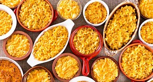 Mac 'n' cheese, please