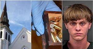 LISTEN: 'Eyes Closed in Prayer' Documentary on Love, Hate, and the Charleston Church Shooting Premieres Tonight on WFAE