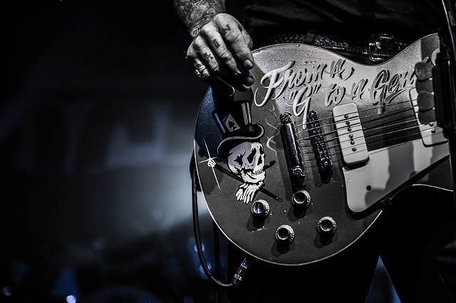 Social Distortion @ The Fillmore 8/28/2015