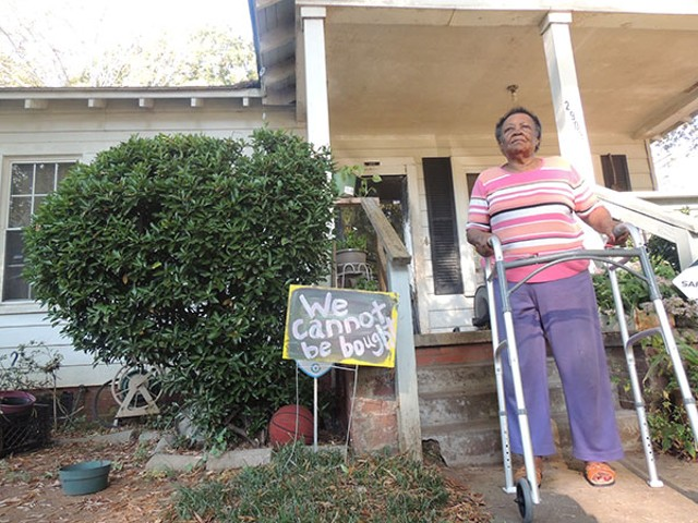 Residents Get Proactive In The Fight Against Gentrification On The West Side Cover Creative Loafing Charlotte