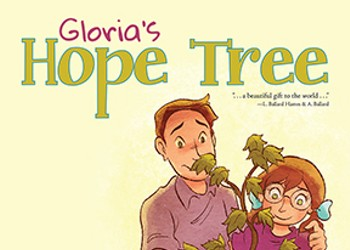 """Kids can find Hope in all of life's seasons: """"Gloria's Hope Tree"""""""