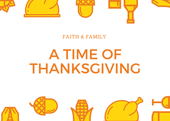 A Time of Thanksgiving