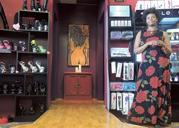 A day in one of Charlotte's most popular sex boutiques