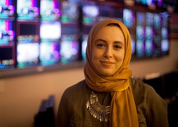 Muslim in Charlotte: News Producer Rand Zafer