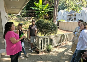 More Charlotte Residents Face Displacement in East Charlotte