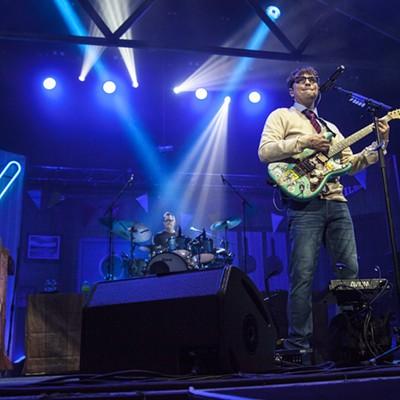 Weezer, Pixies, PNC Music Pavilion, 7/25/2018