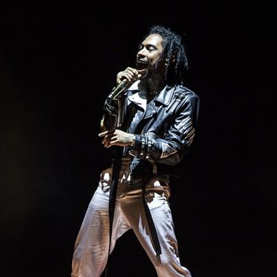 Miguel, CMCU Amphitheatre, 9/6/2018