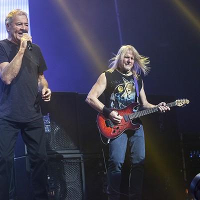 Deep Purple Judas Priest, PNC Music Pavilion, 9/11/2018