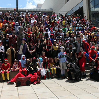 Heroes Con @ Charlotte Convention Center 6/20/2015