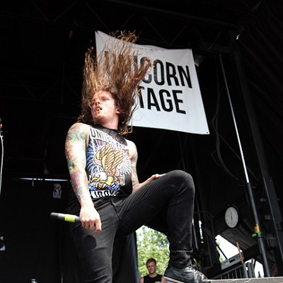 Vans Warped Tour @ PNC Music Pavilion, 7/7/2015