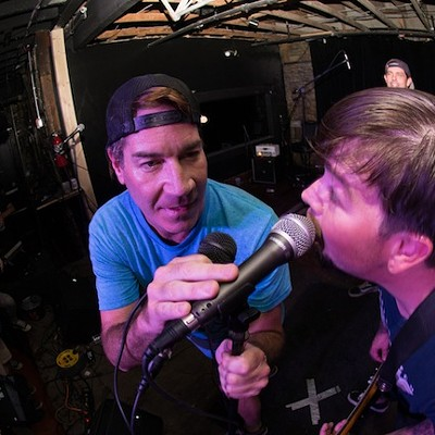 Guttermouth @ Rabbit Hole, 7/15/2015