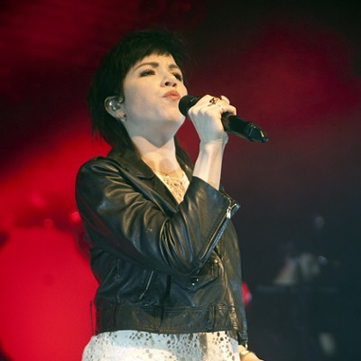 Carly Rae Jepsen @ The Fillmore, 2/13/2016