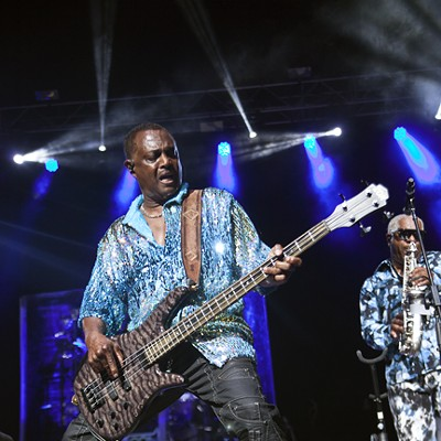 Kool and the Gang, 7/22/2016