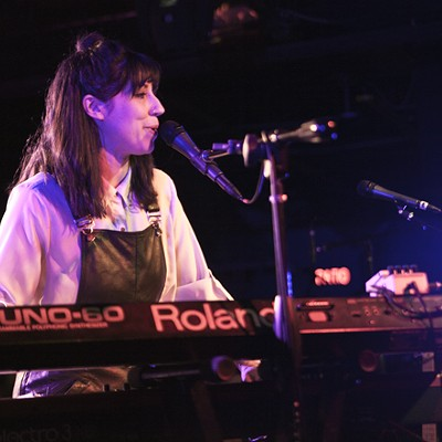 Colony House, The Underground, 3/7/2017
