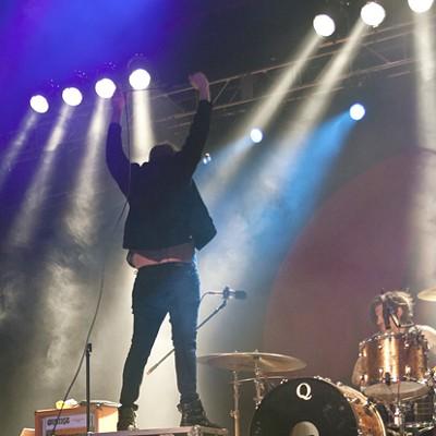 Thursday, The Fillmore 4/1/2017