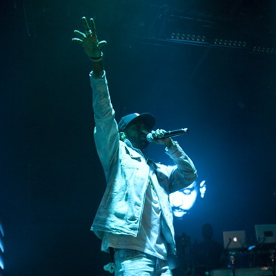 Big Sean, The Fillmore 4/14/2017