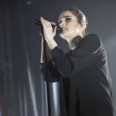 Banks, The Fillmore, 6/9/2017