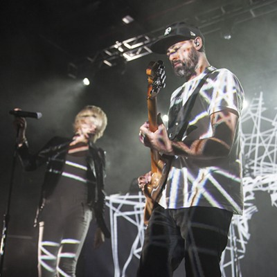 Phantogram, The Fillmore 7/22/2017