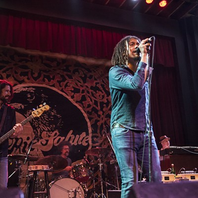Magpie Salute, Neighborood Theatre, 8/15/2017