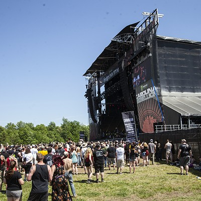 Carolina Rebellion 2018, 5/4/2018