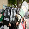 Duke Energy protest, 5/1/14