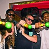 Squirt: Permanent Vacation Day Party at Snug Harbor, 7/26/2014