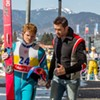 <i>Eddie the Eagle</i>: Soar spot