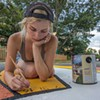 Guerrilla street-art project in Elizabeth meant to slow down shortcut drivers