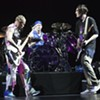 Things we overheard at the Red Hot Chili Peppers' Charlotte concert