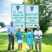 Press Release: Local Vineyards Distinguished By Federal Designation