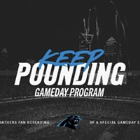 Keep Pounding GameDay Program - Nominate someone deserving of a special gameday experience
