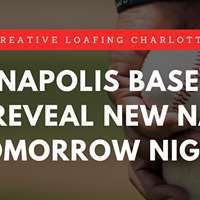 Kannapolis Baseball  To Reveal New Name Tomorrow Night