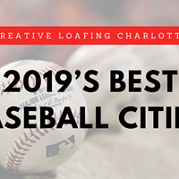 2019's Best Baseball Cities