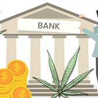 U.S. House passes bill giving marijuana businesses access to banking