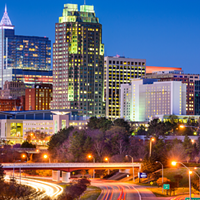Raleigh, NC ranked #2 Best State Capital to Live in