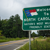 Study: The Places With the Highest Incomes in North Carolina