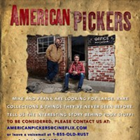 AMERICAN PICKERS to Film in North Carolina