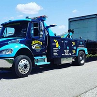 Using moving truck for towing. Is it a good idea?