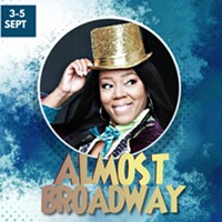 """It's time to celebrate life and """"ALMOST BROADWAY"""" is back! Get ready for a fun filled family oriented evening that will have you tapping your feet and singing out loud! You may even get to take the stage!"""