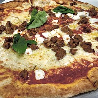 Alino pizzeria's flavor expedition