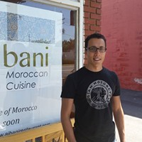 Three questions for Hamza Seqqat, owner of Ajbani Moroccan Cuisine