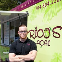 Three questions for Matt Williams, owner and operator of Rico's Acai Food Truck