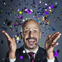 Maz Jobrani puts his foot down