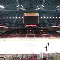 Bojangles' Coliseum renovations unveiled in the lead up to Checkers' home opener