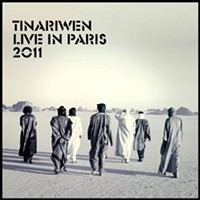 CD review: Tinariwen's <i>Live in paris</i>