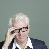 Live review: Nick Lowe, Visulite Theatre (12/3/2015)